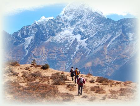 登山やトレッキング