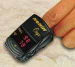 小型パルスオキシメーター