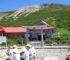 白山山頂と室堂(白山市観光連盟)