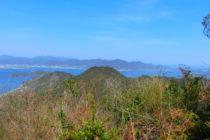 太平山手前のビューポイント